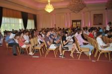 Аудитория секции по SEO