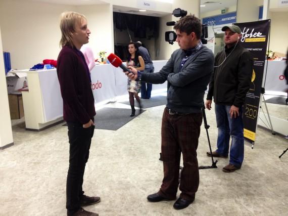 Интервью с Романом Пинковским